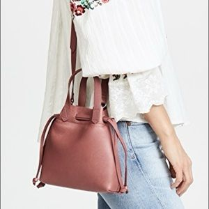 Madewell Mini Transport Bucket Bag